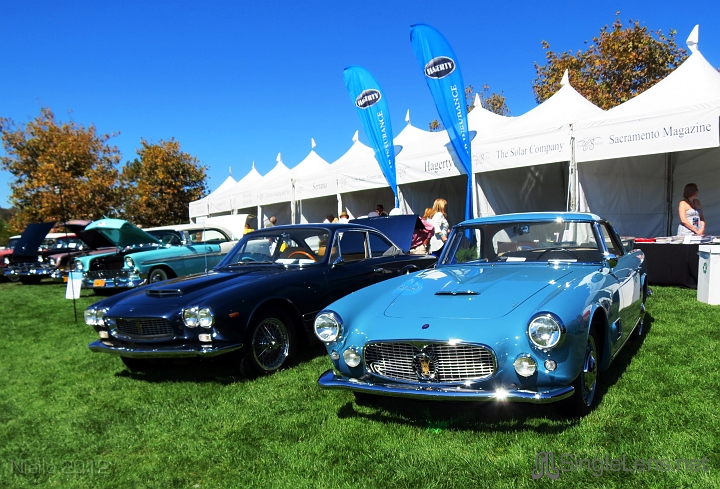 Niello Concours at Serrano