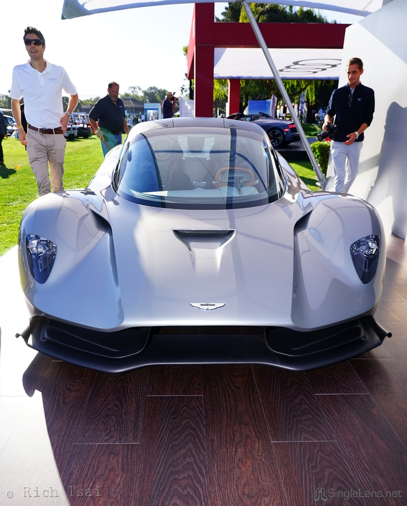 Aston Martin Valhalla: SingleLens Photography/The Quail A Motorsports Gathering