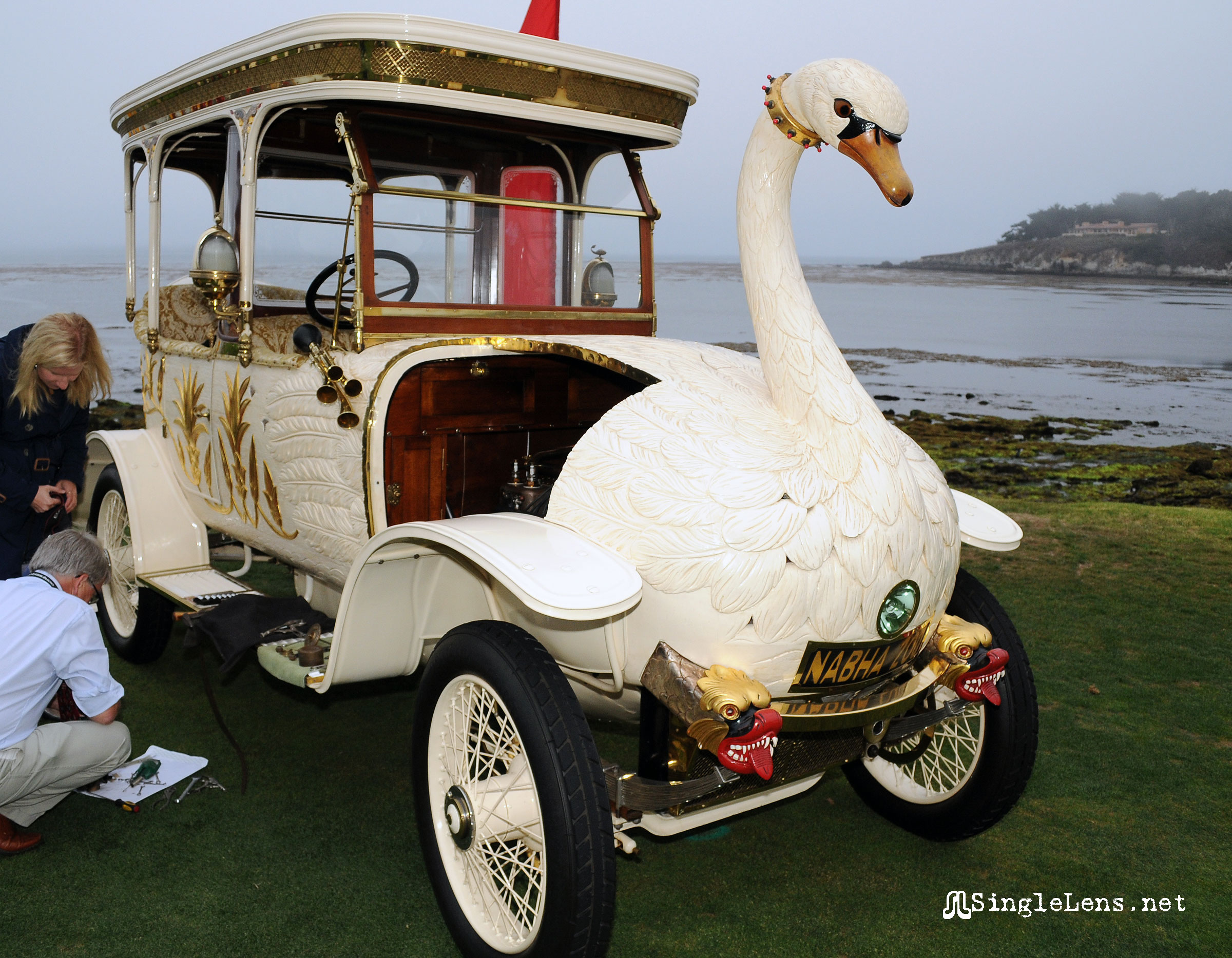 Maharaja-1910-Brooke-Swan-Car