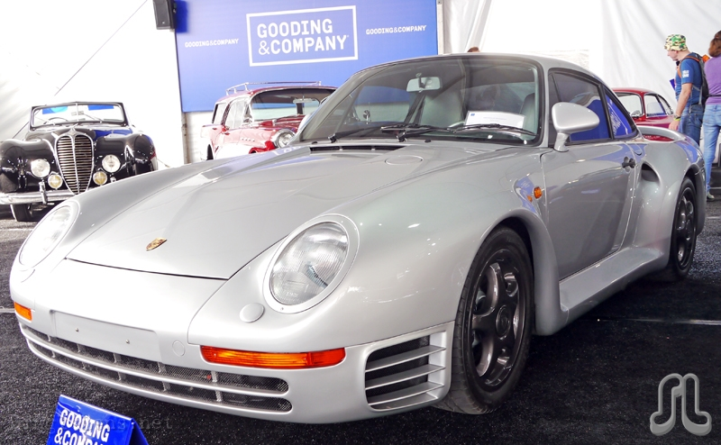 Gooding and Company 2014 Pebble Beach Classic Car Auctions