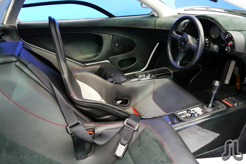 Mclaren F1 Seating Gooding and Company 20...