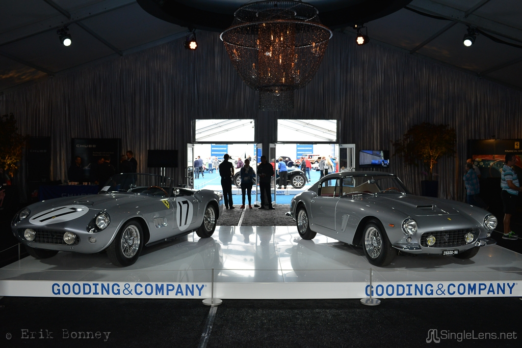 Gooding and Company 2016 Pebble Beach Classic Car Auctions
