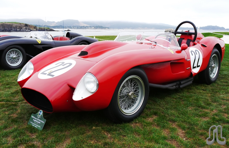 singlelens photography 2014 pebble beach concours delegance 159 1958 ferrari 250 testa rossa. Black Bedroom Furniture Sets. Home Design Ideas