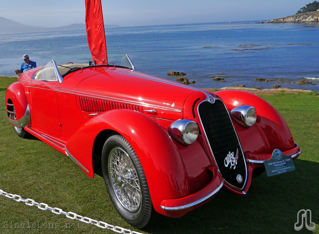 SingleLens Photography/Pebble Beach Concours d Elegance ...